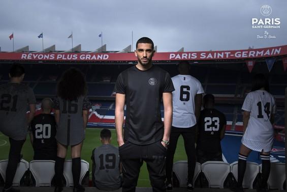 tee-shirt PSG
