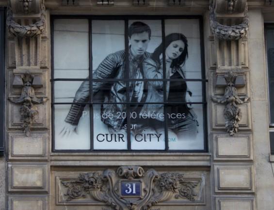 Nouvelle boutique cuir-city.com à Paris