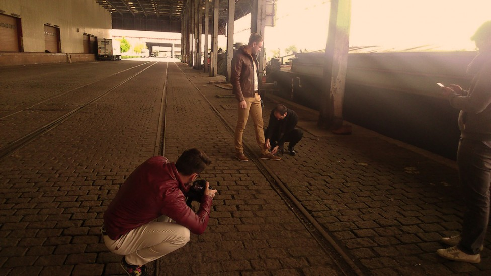Shooting-Underground-leather