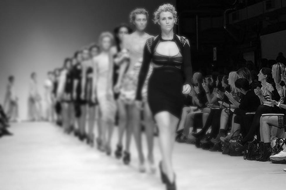 Fashion week photo