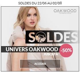 Soldes marque oakwood